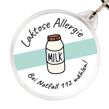 Allergieanhaenger Laktose Allergie