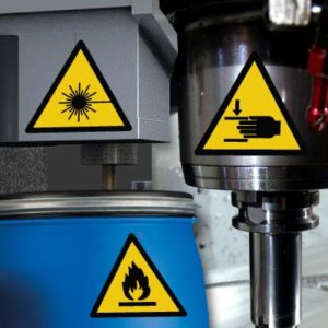 Warnzeichen - DIN EN ISO 7010