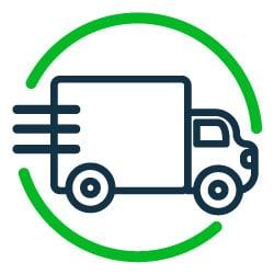 Schnelle und kostenlose Lieferung